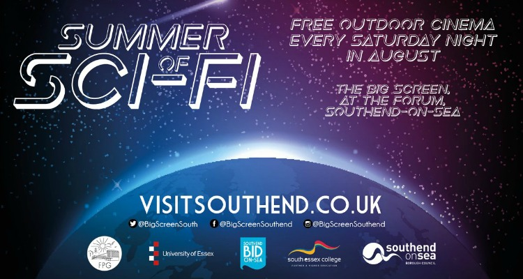 Summer of Sci-Fi Open Air Cinema