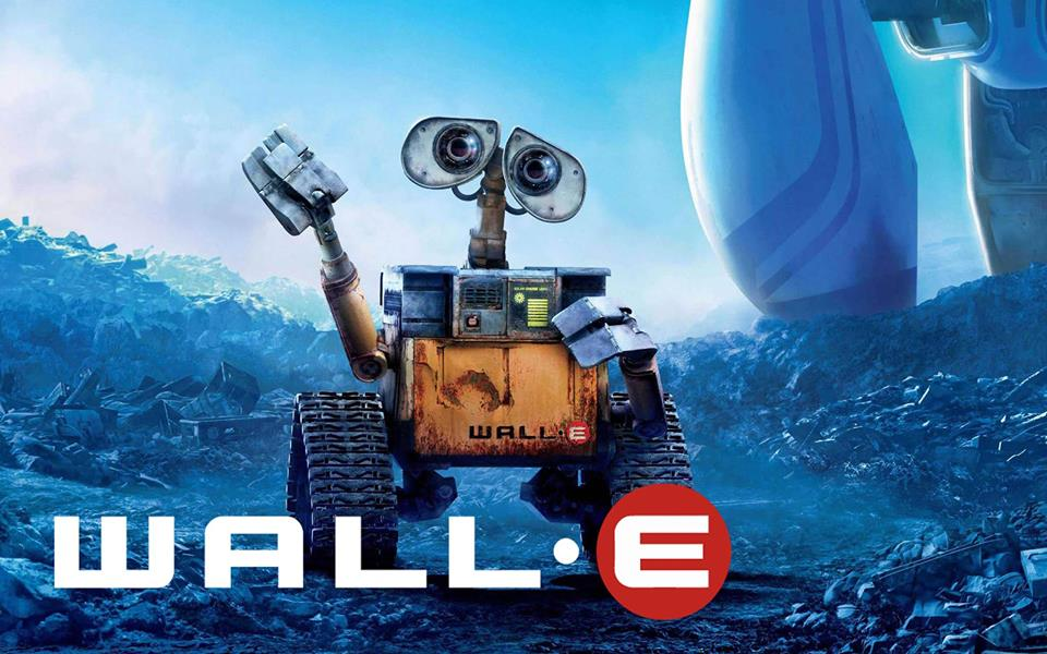 Wall-E Open Air Cinema