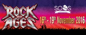 SODS presents Rock of Ages