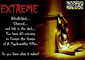 Halloween Extreme Room Escape Southend