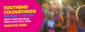 Southend Colourthon 2017