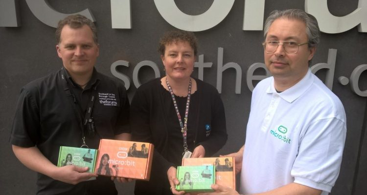 Southend Microbit Library Loan Scheme