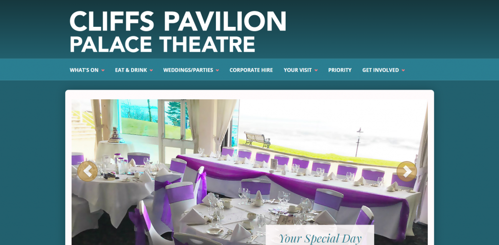 Cliffs Pavilion Wedding