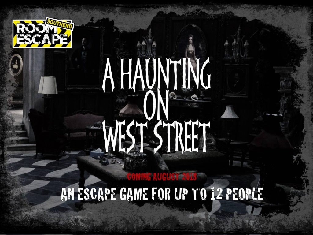 Haunting on West Street